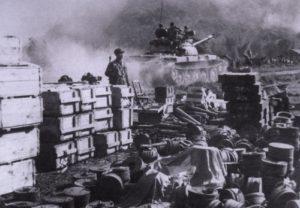1979年、中国の一方的な進行によって始まった中越戦争