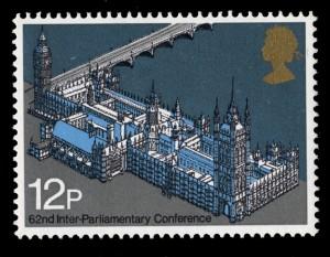 英国の国会議事堂