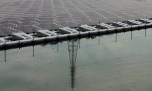 京セラ水上メガソーラー
