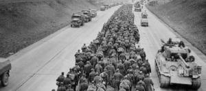 ドイツ軍降伏