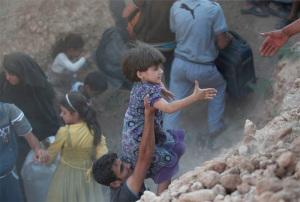 シリア難民01