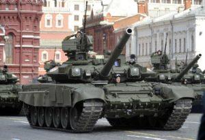 ロシア軍事パレード
