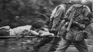 沖縄戦負傷兵