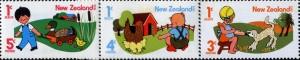 ニュージーランド 1975年発行