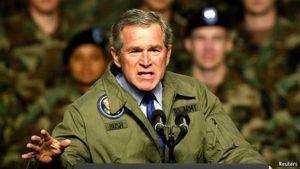 ブッシュイラク戦争