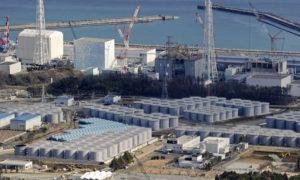 福島第一汚染水タンク