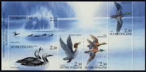 フィンランド 1993年発行