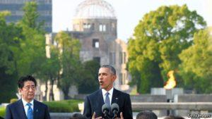 オバマin広島