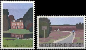 オランダの道