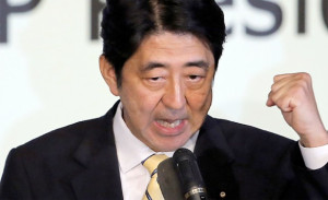 Abe nationalist