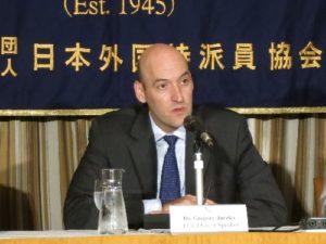 Gregory Jaczko 2