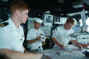 Navy Navigator