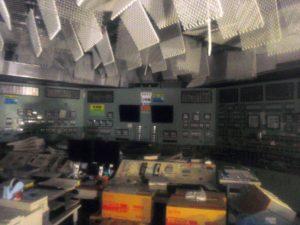 原子炉制御室