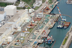 福島第一専用港