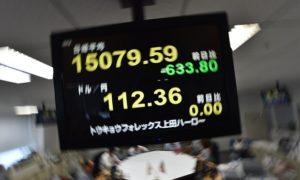 株価暴落2016