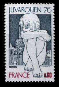フランス子供 フランス1976年発行