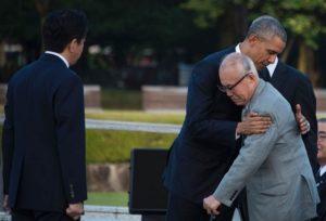 オバマ広島訪問01
