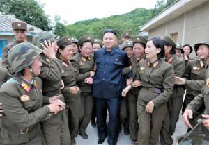 北朝鮮キム