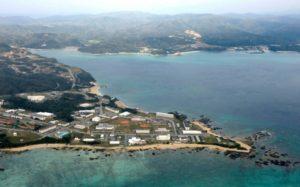沖縄キャンプシュワブ